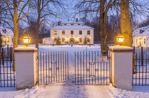 Noors Slott Knivsta Sweden