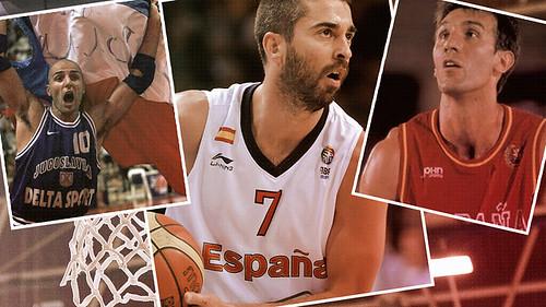 !Francisco Javier Fernandez¡ El baloncesto azulgrana, presente en las victorias internacionales