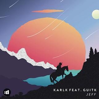Le lorientais #KarlK nous séduit avec son single « #Jeff » ! En écoute sur aficia.info 🎧🎶🎶 @karlk_music