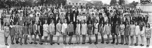 1970 Adamsville 8th Grade Trip to Washington DC - IDs