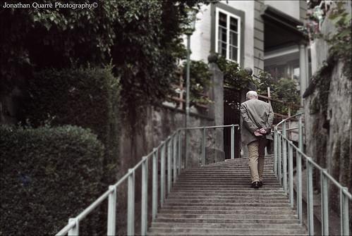 Camino a la soledad ©