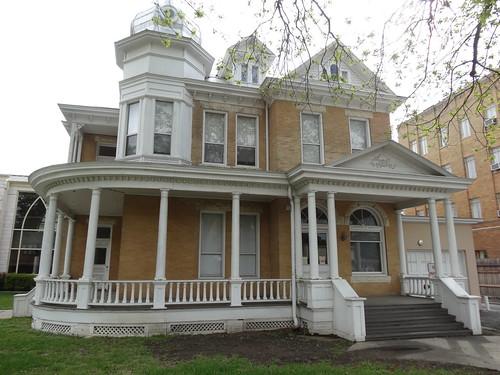 Walter Faust House, New Braunfels, TX