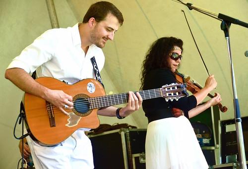 Qiet, Lewisburg Music Festival, Lewisburg, West Virginia, July 25, 2015