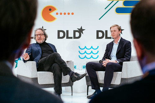 DLD17 Conference Day 1
