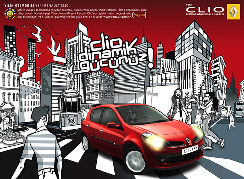 Renault | Clio III