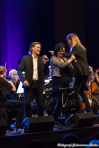 Sweden Symphony Orchestra Ledda av Ulf Wadenbrandt
