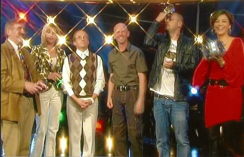 Sat.1 Clever - Telekinesis - Miroslaw Magola - The Emmy Awards.