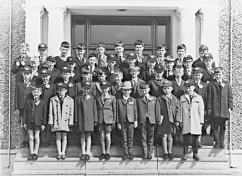 Bro (Jack) Coleman Confirmation Class 1969 Thanks to Frank Lynch for the Photo