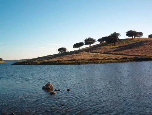 Alqueva Dam por Manuel Faisco.