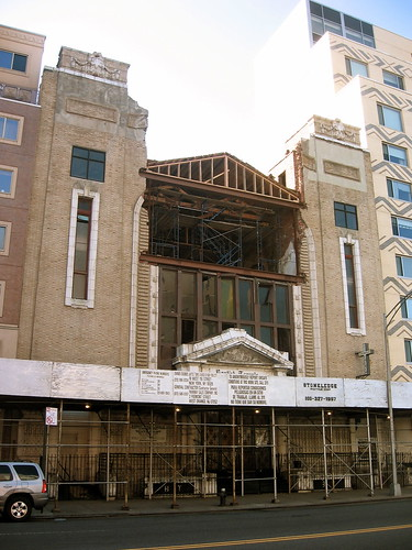 Baptist Temple, Harlem