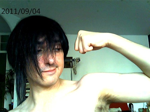 Muscle Man!  xD