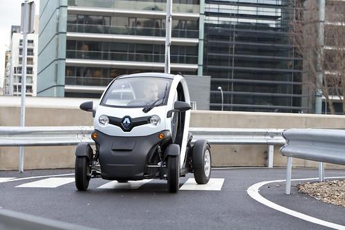 Centre Renault Z.E. @Boulogne-Billancourt