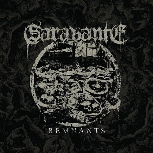 Sarabante-Remnants CD cover artwork