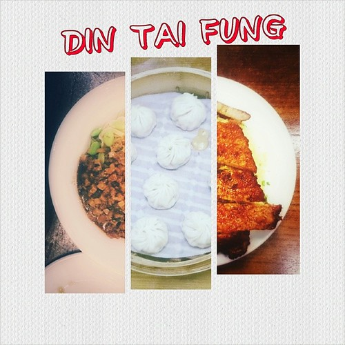 DIN TAI FUNG FOR DINNER  #food #foodporn #chinesefood #dintaifung #dtf #ytf #andrewgarcia #andrewgarfield #spiderman #earthhour #useyourpower #earthday #mbs #bishan #ryanhiga #kevjumba #dtrix #questcrew #poreotix #bestdancecrew #asianfood #asian #asia #ch