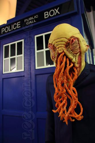 Doctor Who Tardis & Ood