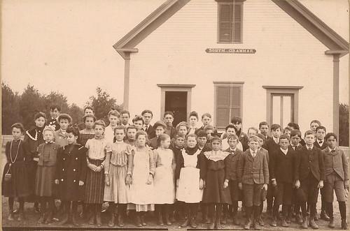 South Grammar School, Hanson, November 1903