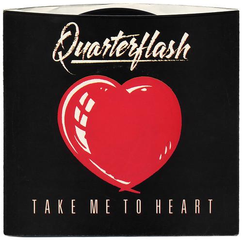 Take Me To Heart, Quarterflash