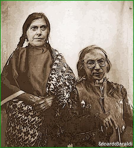 squaw con capo Umberto
