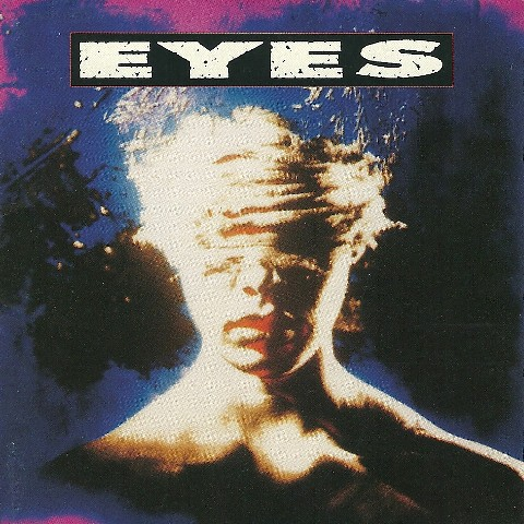 Eyes - Eyes (1990, Curb Records)
