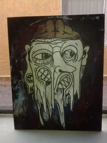 Zerber & Ruffian canvas collab