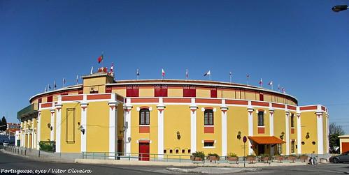 Praça de Toiros Palha Blanco - Vila Franca de Xira - Portugal