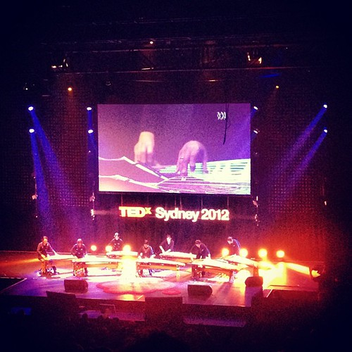 Satsuki Odamura and The #Sydney Koto Ensemble #TEDxSydney