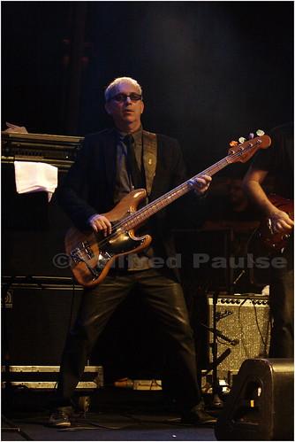 _MG_7117 Marcelo Calderazzo da banda São Paulo Ska Jazz tocando  no dia 02 de junho no Palco da Matriz no Bourbon Festival Paraty 2012