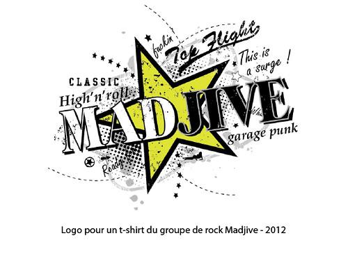 Logo - Madjive