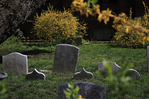 St. George's (Episcopal) Church graveyard