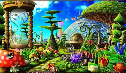 The Garden Society - Crystal Chapter: Scene 3 - Chauncey's Garden