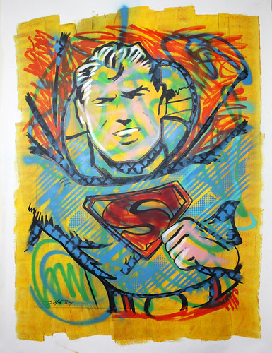 Superman by Dillon Boy