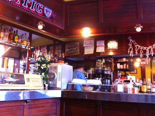 Interior Bar Pofer Rekalde Bilbao