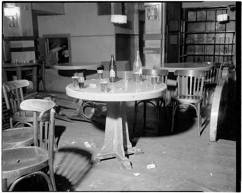 John Frederick Hayes Zeigfeld Club  Booby Lee  Murder Sydney 1951