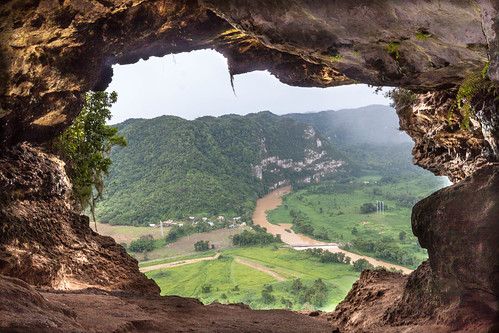 Cueva Ventana, Spanish for window cave