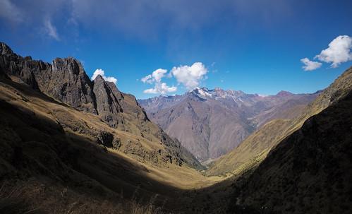 Mount Wayanay - 5464 m - peruanische Anden