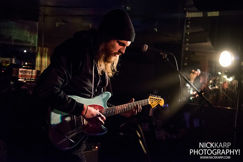 Cameron Boucher (of Sorority Noise) for CAIR-NY at The Gateway in Brooklyn, NY on 2/3/17