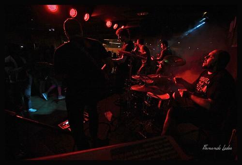 Chincheta de Combate. Mojo Club. 29/05/12.