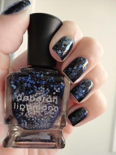 Day 19, Galaxies. Lady sings the blues, Deborah lippmann