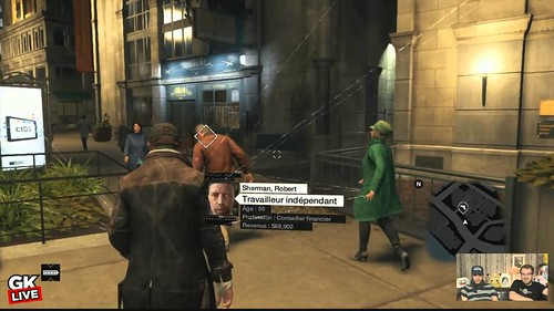 [GK live] WatchDogs Wii U | Jeux vidéo par Gamekult