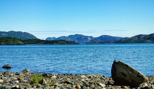 Lake Lebarge, Yukon