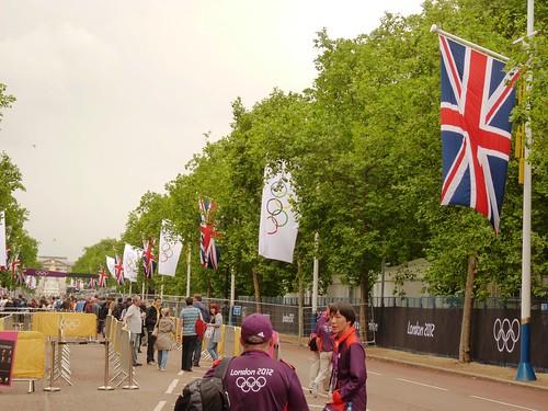 Pall Mall Olympics London July 2012 B