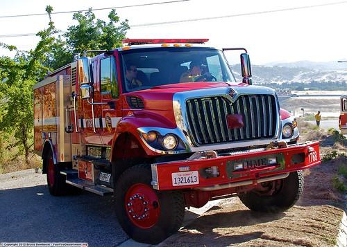 Cal Fire Fire Engine 1768