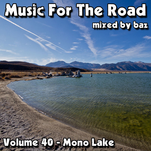 2012-04 (Music For The Road Volume 40 - Mono Lake) - Front Cover