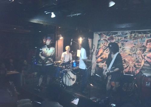 2015.8.19 ★enda safari Vol.3〜佐藤タイジ+Kenji Jammer+椎野恭一+辻コースケ★
