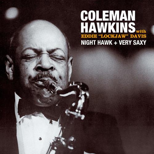 Coleman Hawkins with Eddie