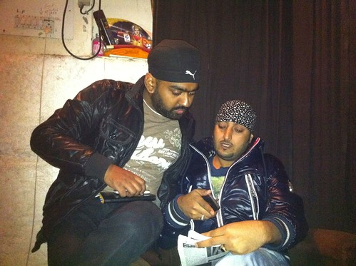 Kulwant Garaia and Inderjeet Nikku looking for new songs