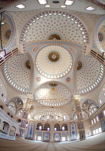Abdul Hamit Han Mosque, K.Maras, Turkey