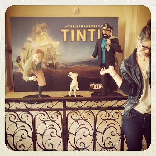 J-Dogg loves tin tin