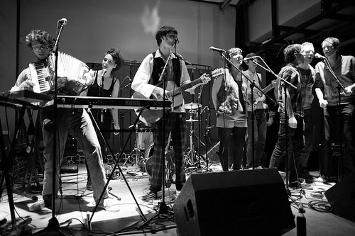 Yoshimi @WORM_Rotterdam 2011 CD Presentation