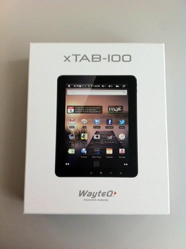 WayteQ xTAB-100